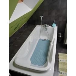 Tapis de bain extra-long antidérapant