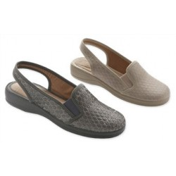 Chaussure confort femme BRUMAN fougère