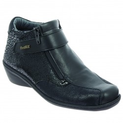Chaussures orthopédiques et confort femme solene