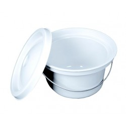 Pot pour chaise de toilettes