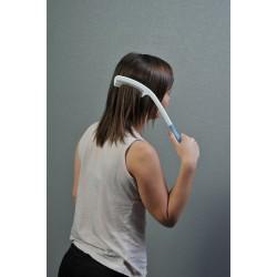 Brosse à cheveux ergonomique