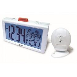 Réveil digital avec vibreur