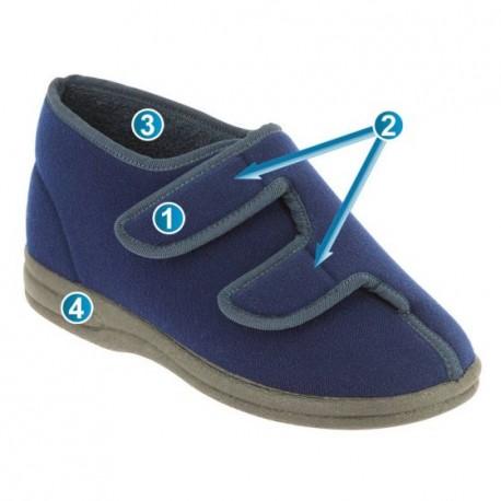Chaussures orthopédiques et confort homme femme BOURDON