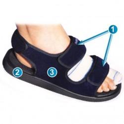 Chaussures orthopédiques et confort homme femme podosolo