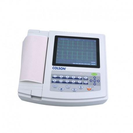 ELECTROCARDIOGRAPHE 12 PISTES CARDI-12