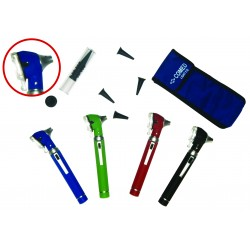 Otoscope Led bleu