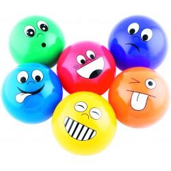 LES 6 BALLES EMOTIONS