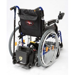 Motorisation fauteuil roulant manuel  Powerstroll U Drive