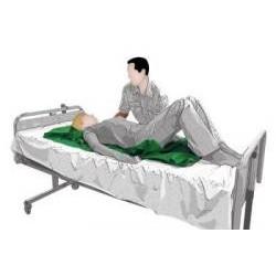 Draps de glisse pour transfert latéral et réhaussement