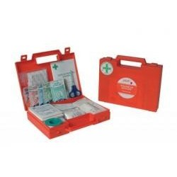 TROUSSE SECOURS POLYPRO ROUGE
